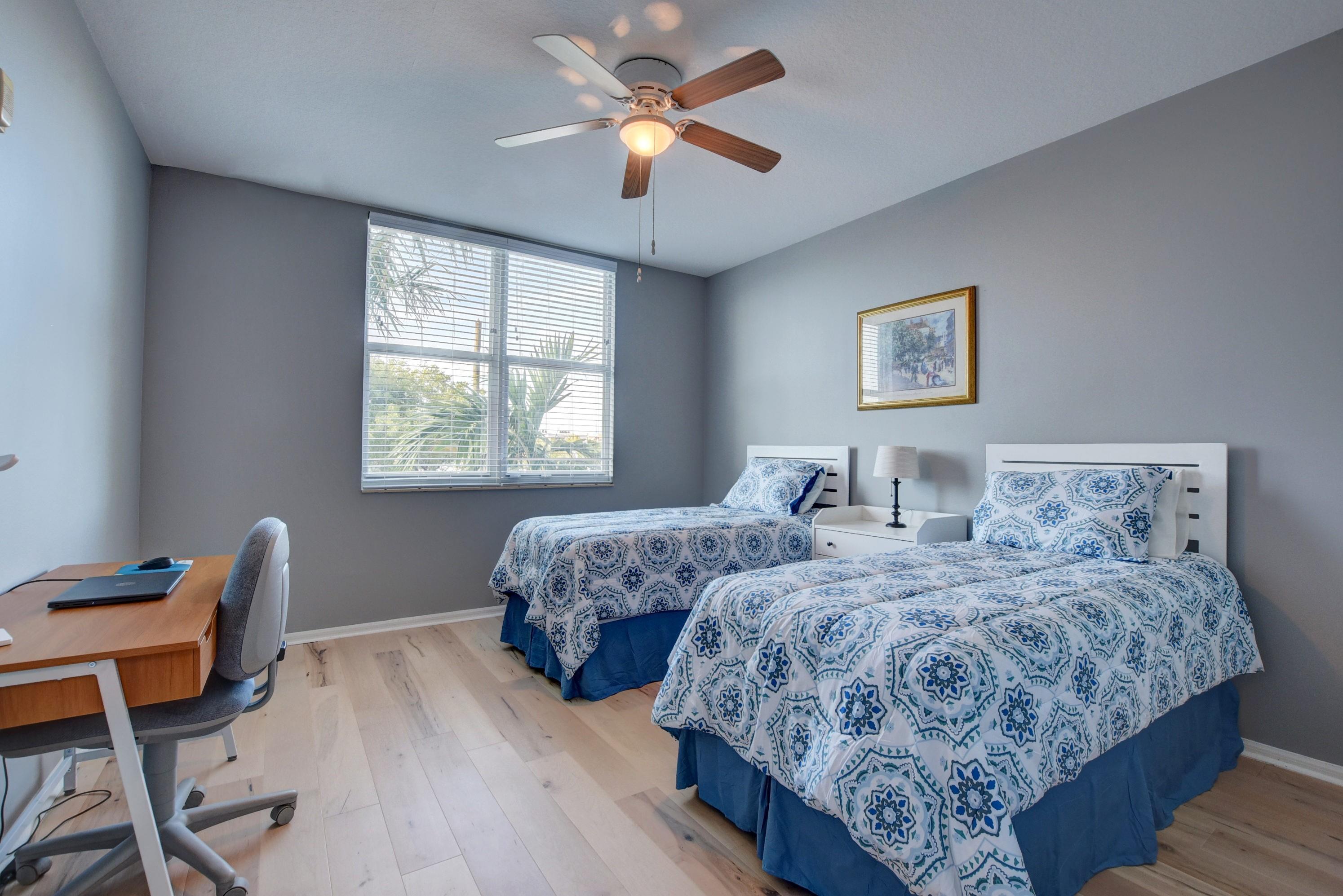 8.1 Second bedroom