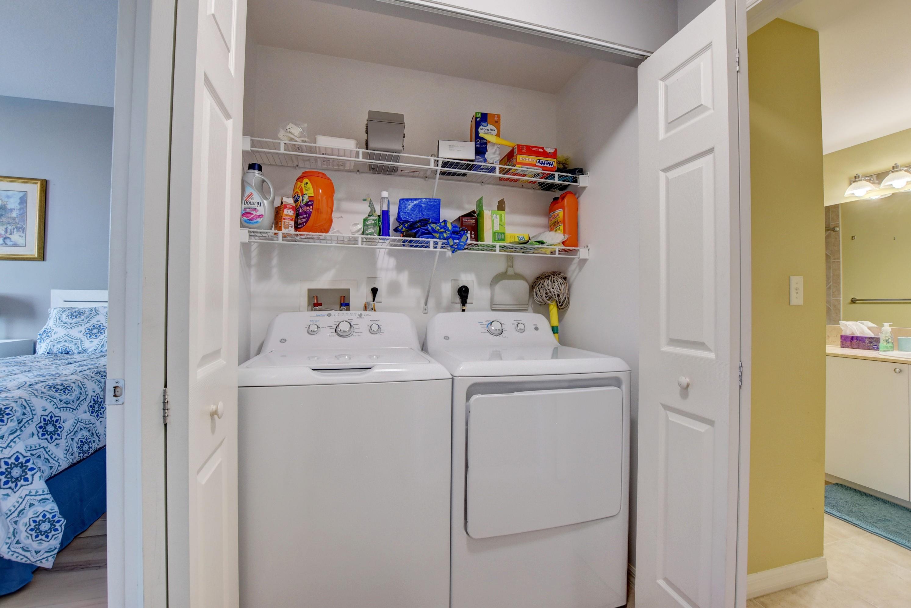 7 Washer & Dryer