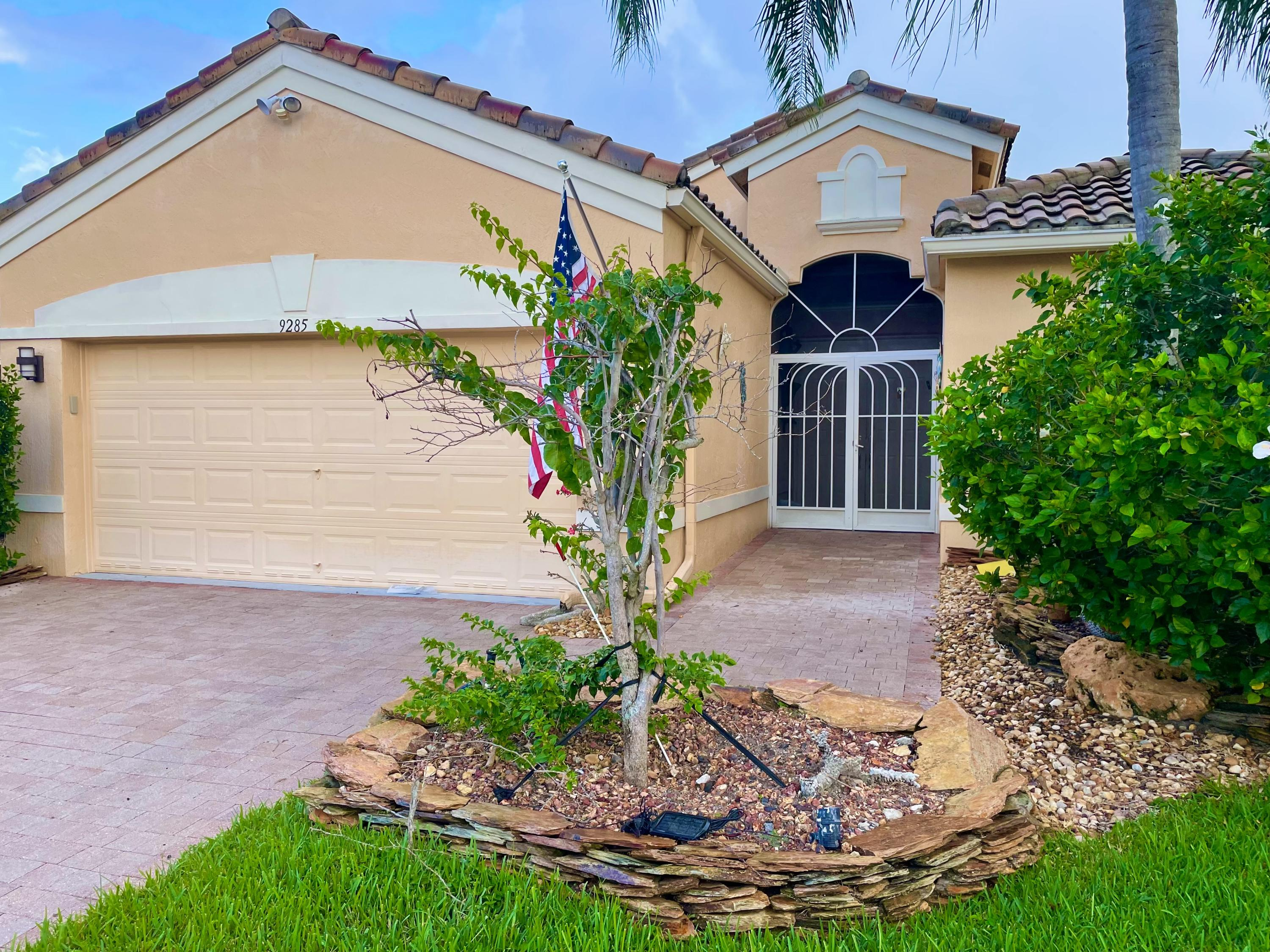 Home for sale in TOWNE PARK TR F Lake Worth Florida