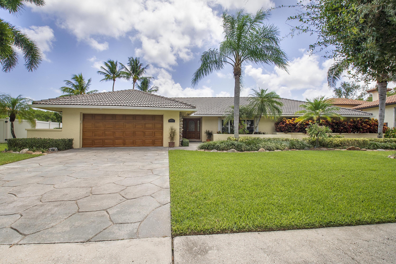 Home for sale in CAMINO LAKES UNIT 2 Boca Raton Florida