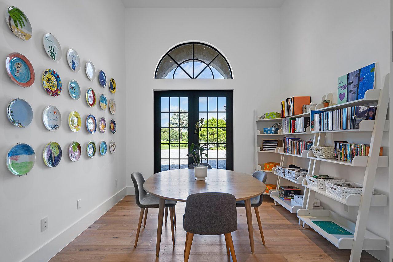 Main - Office/Classroom
