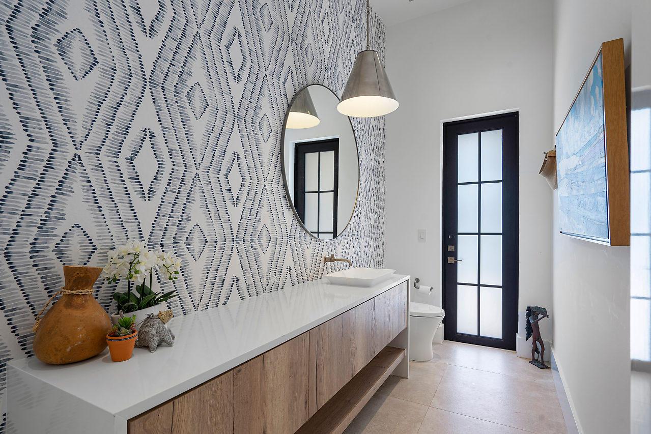 Main - Powder Room/Cabana Bath