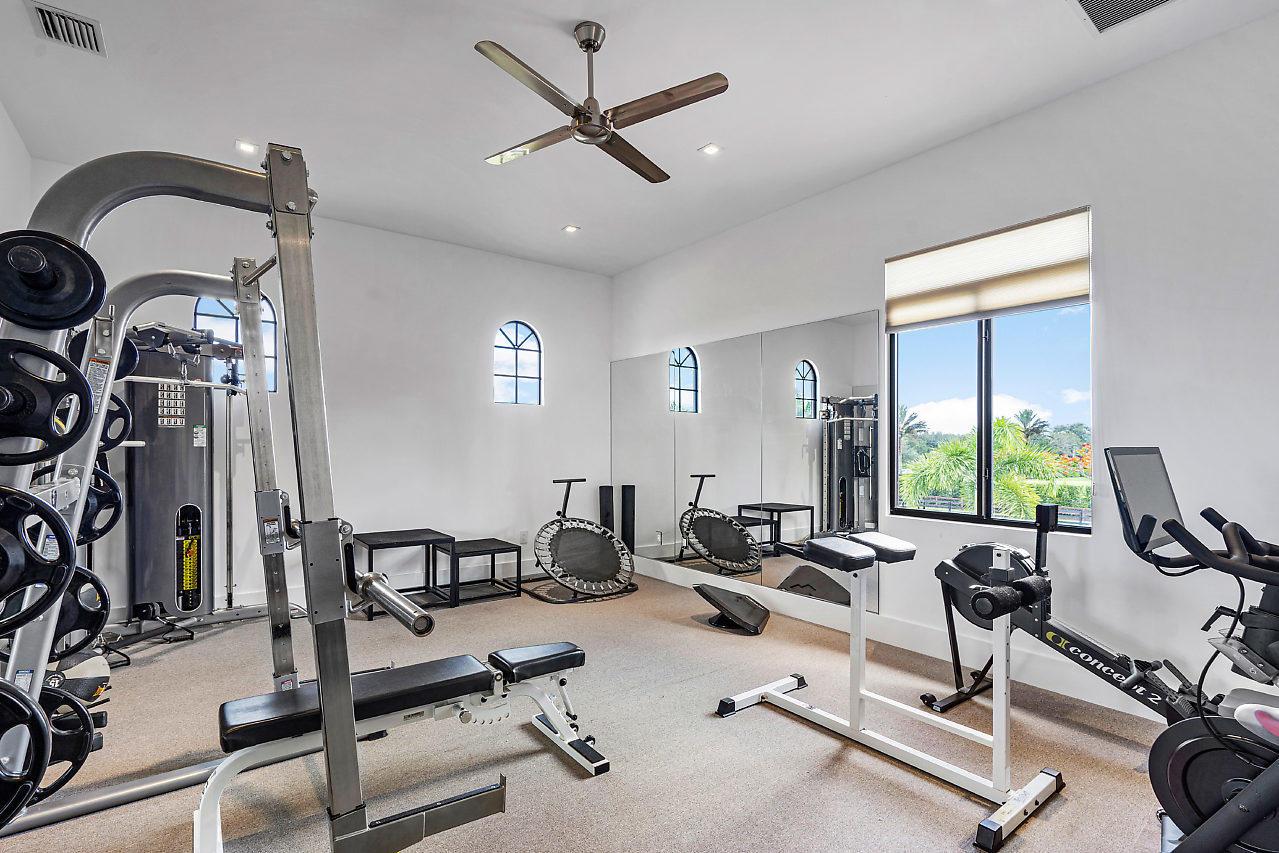 Main - Gym