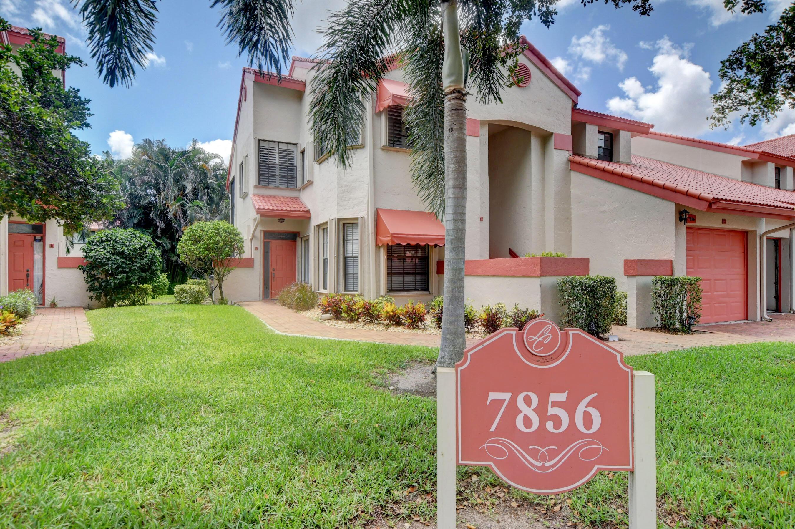 7856  Lexington Club Boulevard A For Sale 10739740, FL