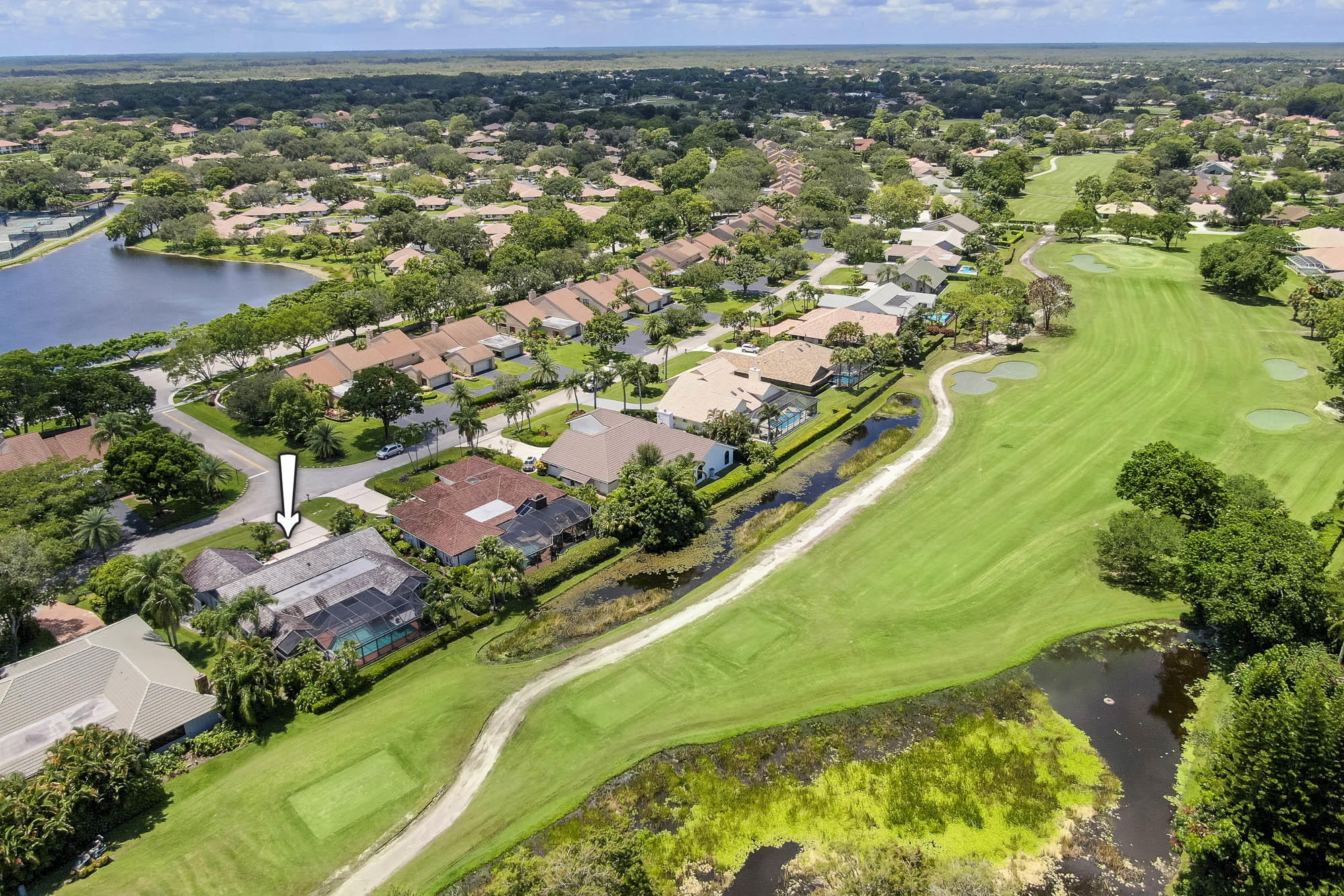 Photo of 2 Balfour Road E, Palm Beach Gardens, FL 33418