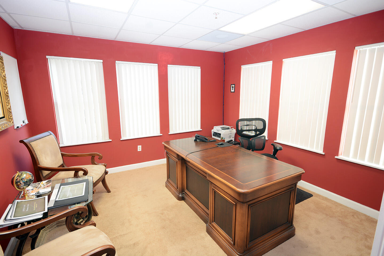 Executive Office Entry