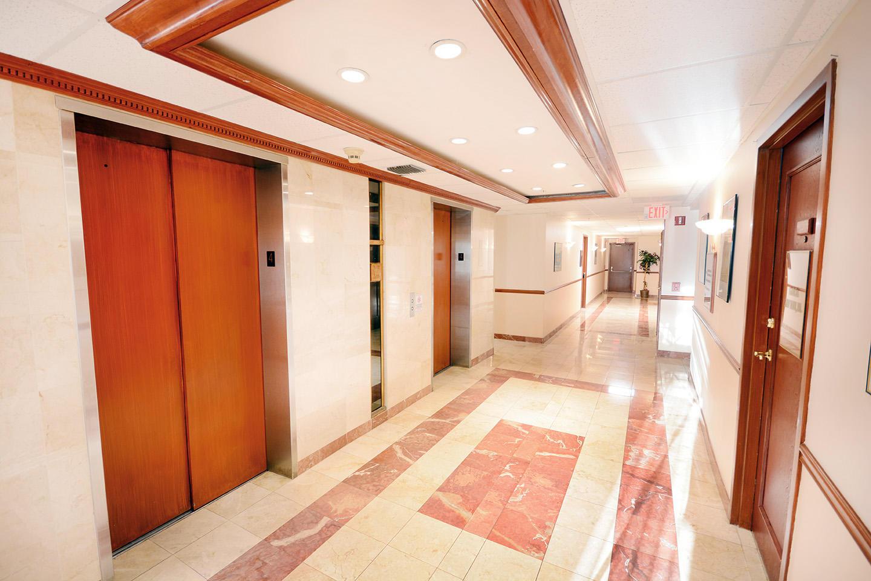 Fourth Floor Elevators