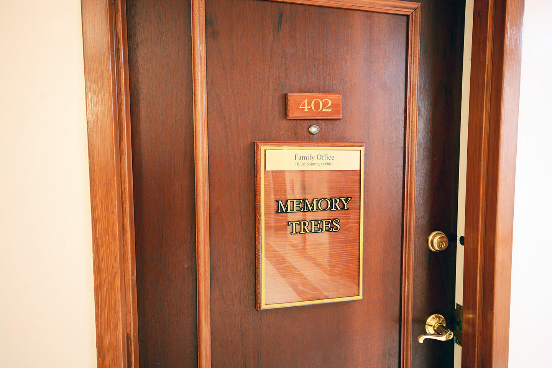 Office Door Unit 402