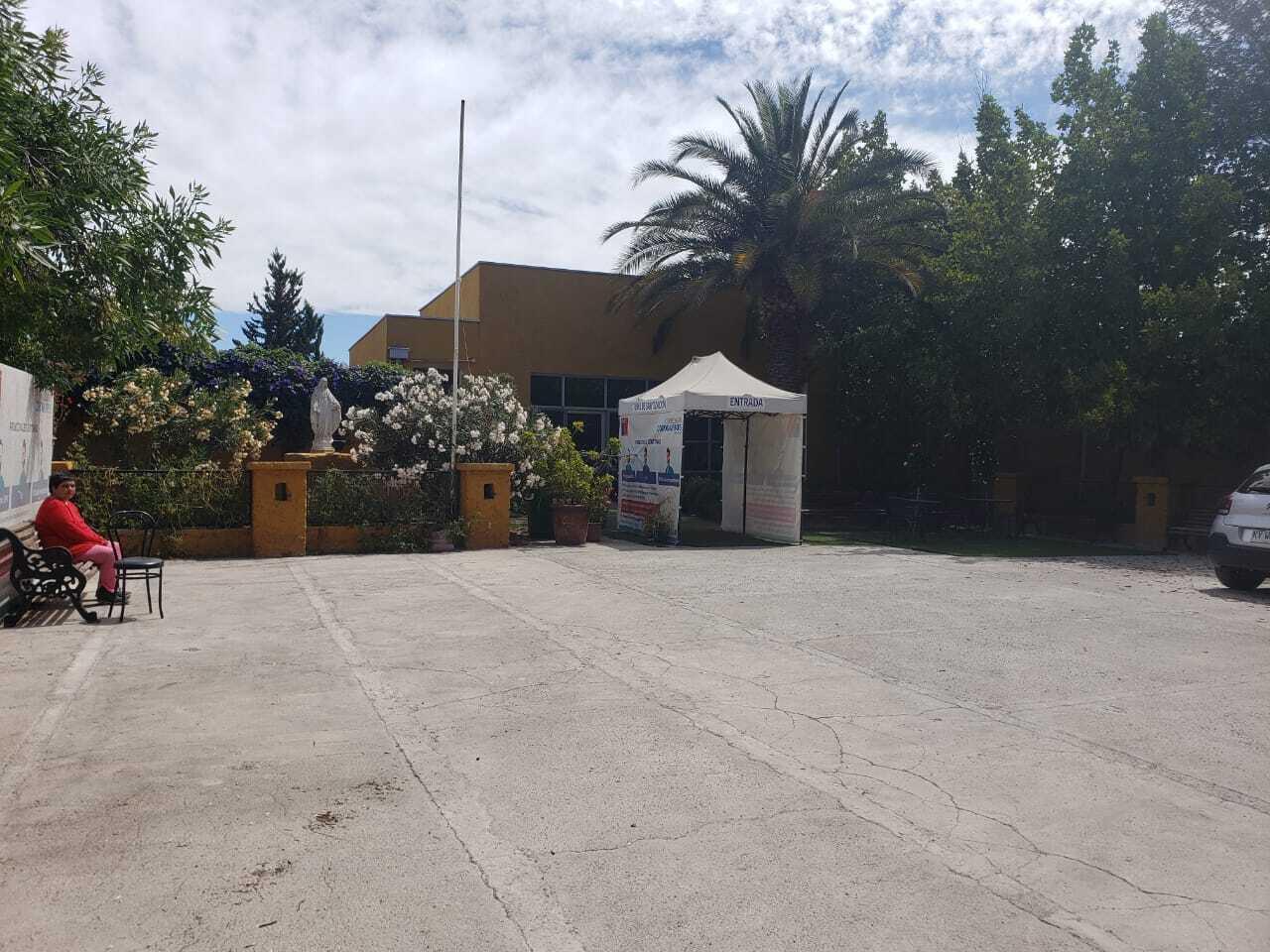 Santa Marta II Pavilion