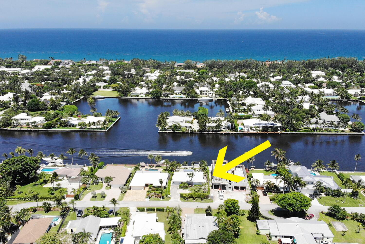 Waterfront Home Delray Beach