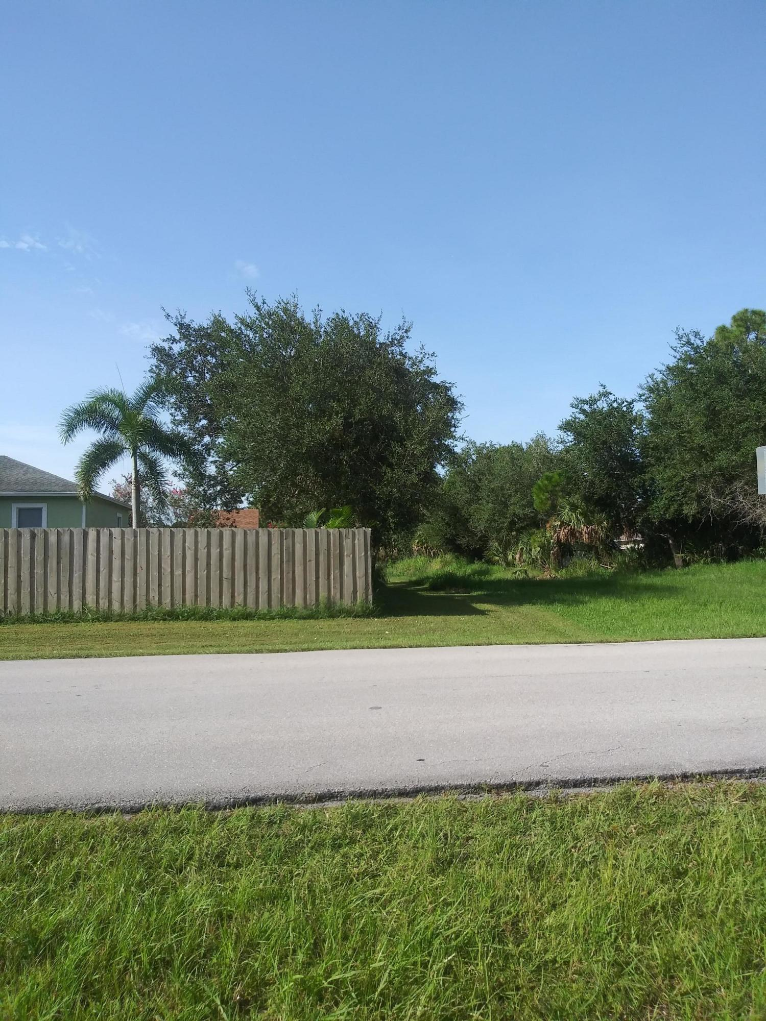 View from Front of Property