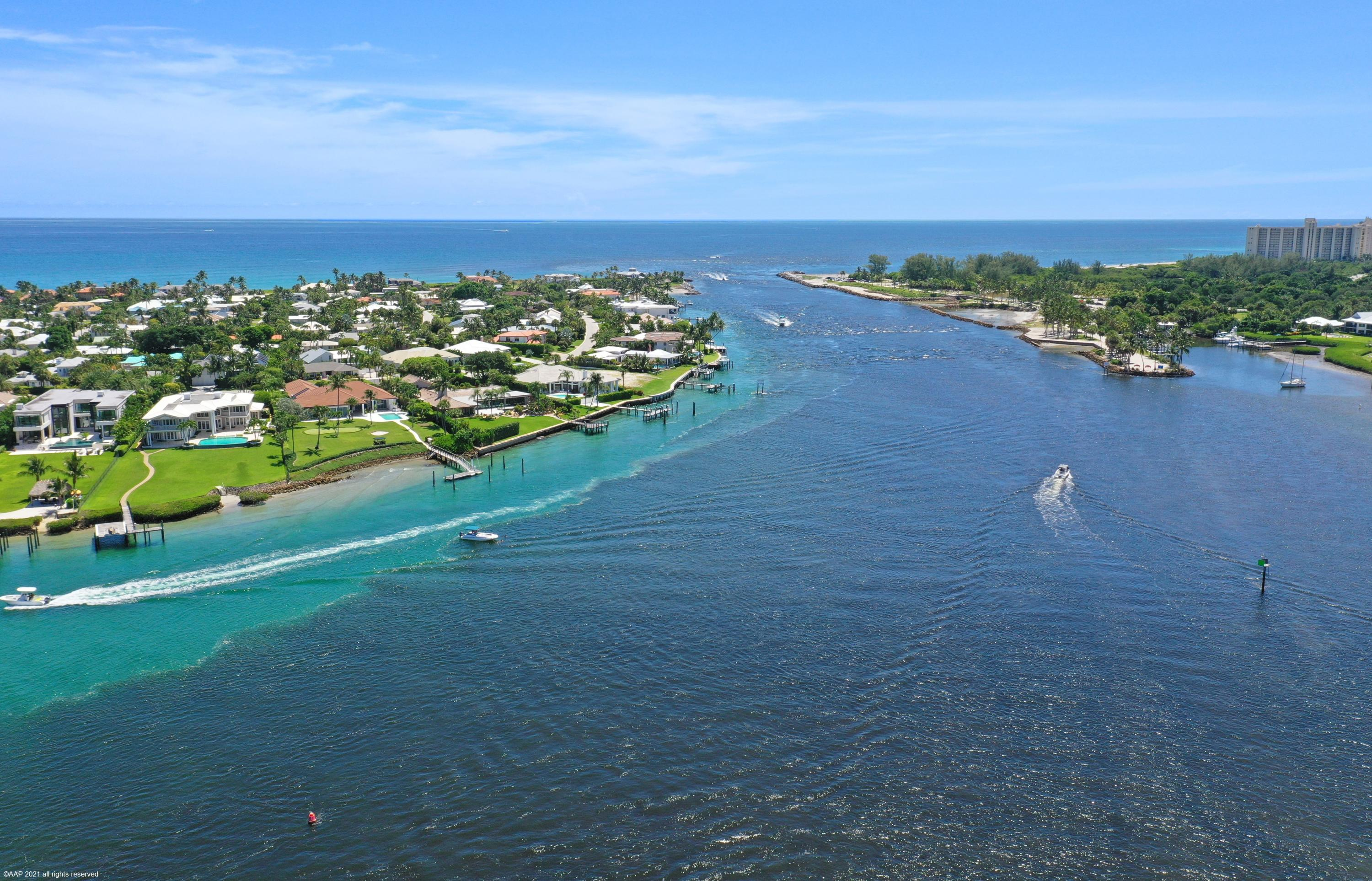 Jupiter Inlet Colony w AAP 2021
