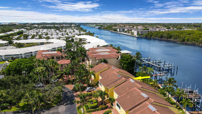 Unit to Intracoastal South