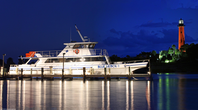 Blue Heron II and Jupiter Lighthouse 201