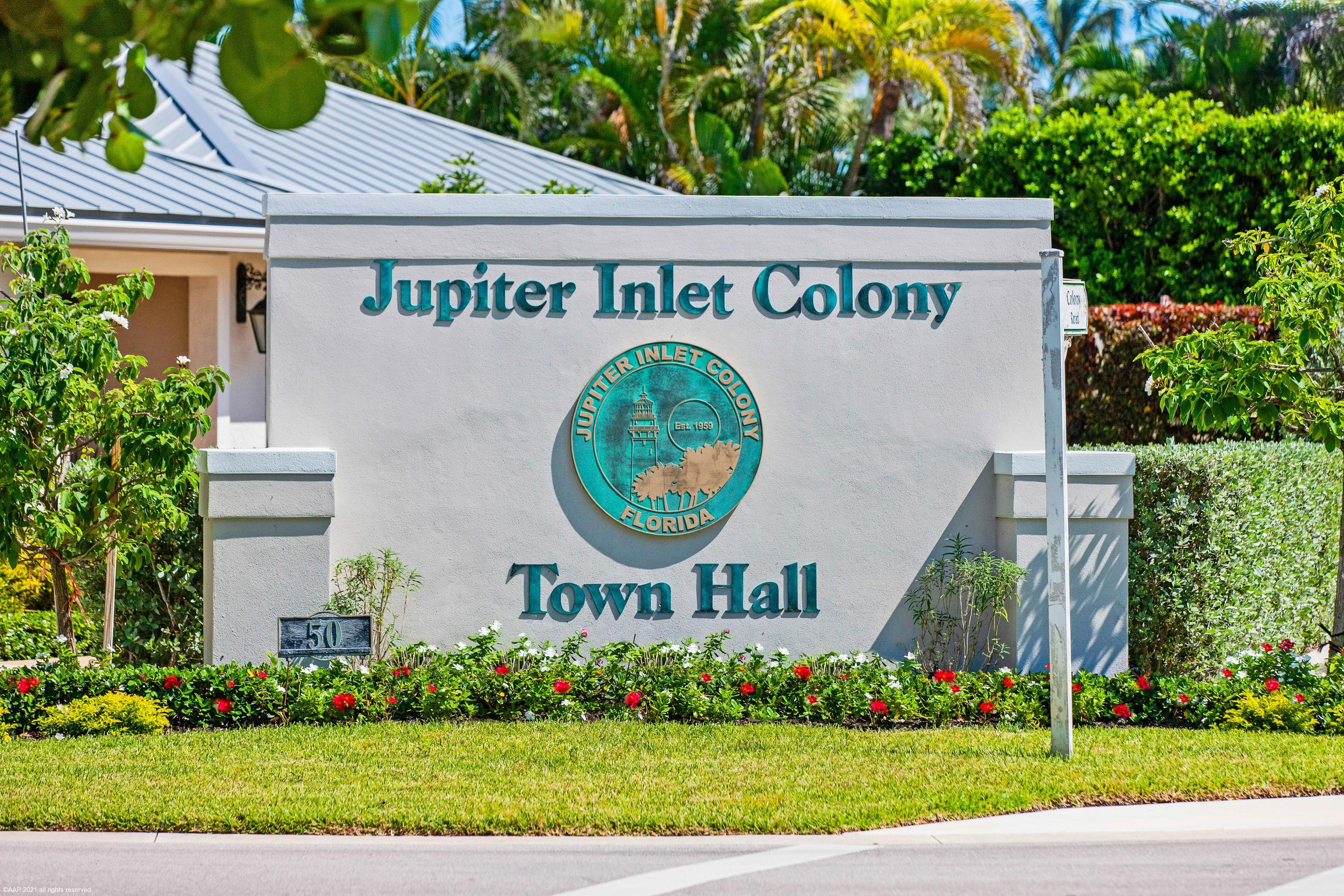 Jupiter Inlet Colony c AAP 2021