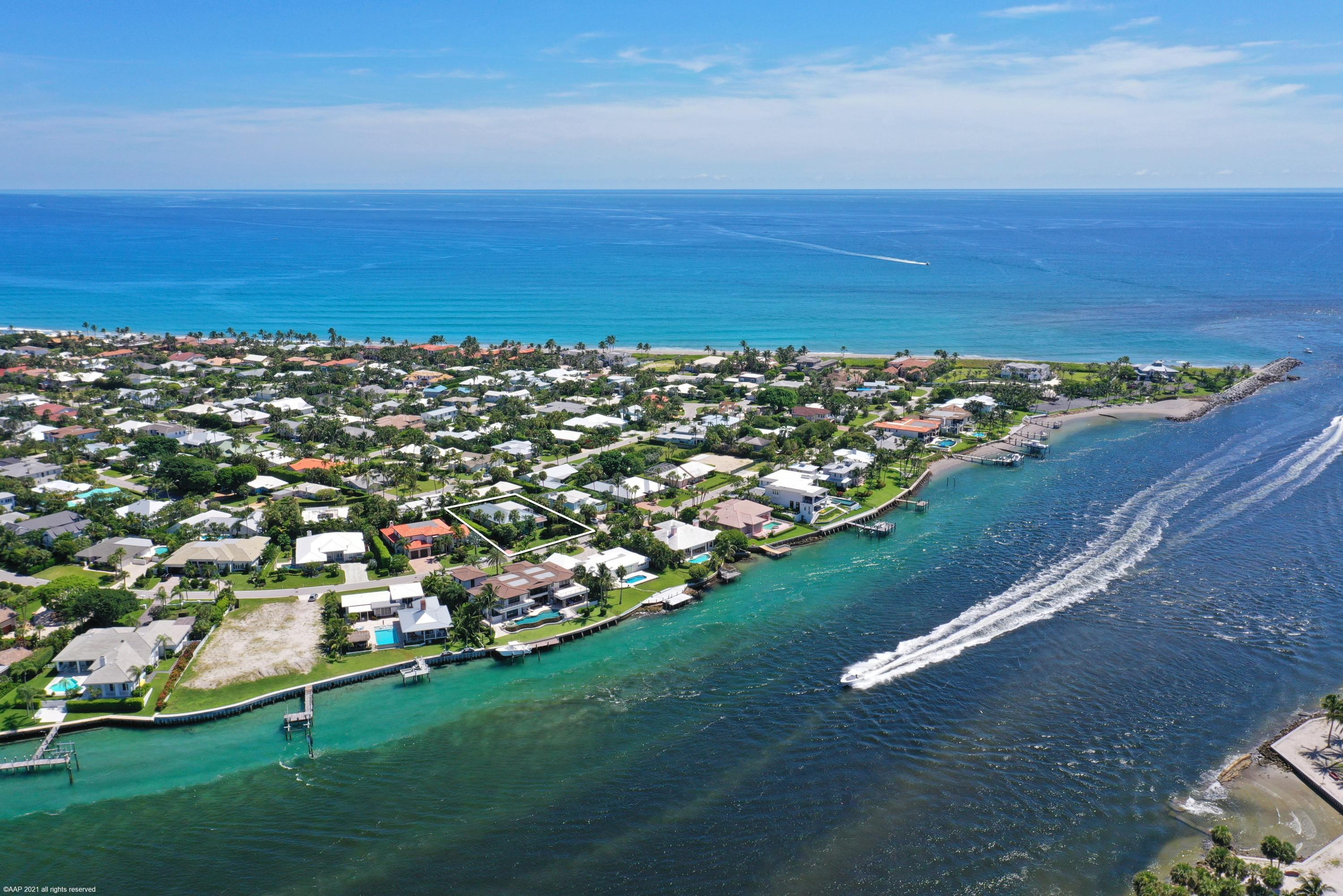 Jupiter Inlet Colony o AAP 2021