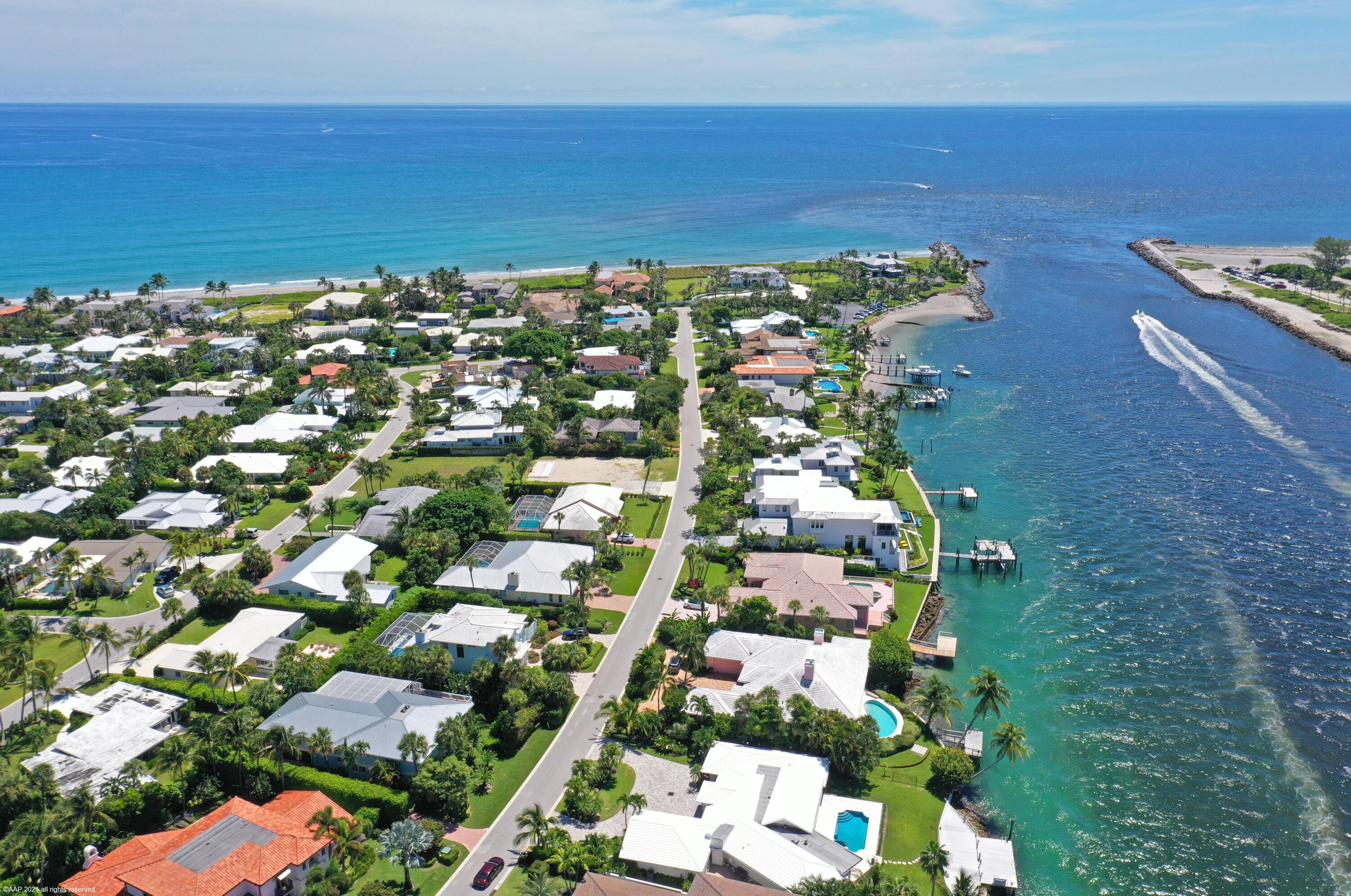 Jupiter Inlet Colony p AAP 2021