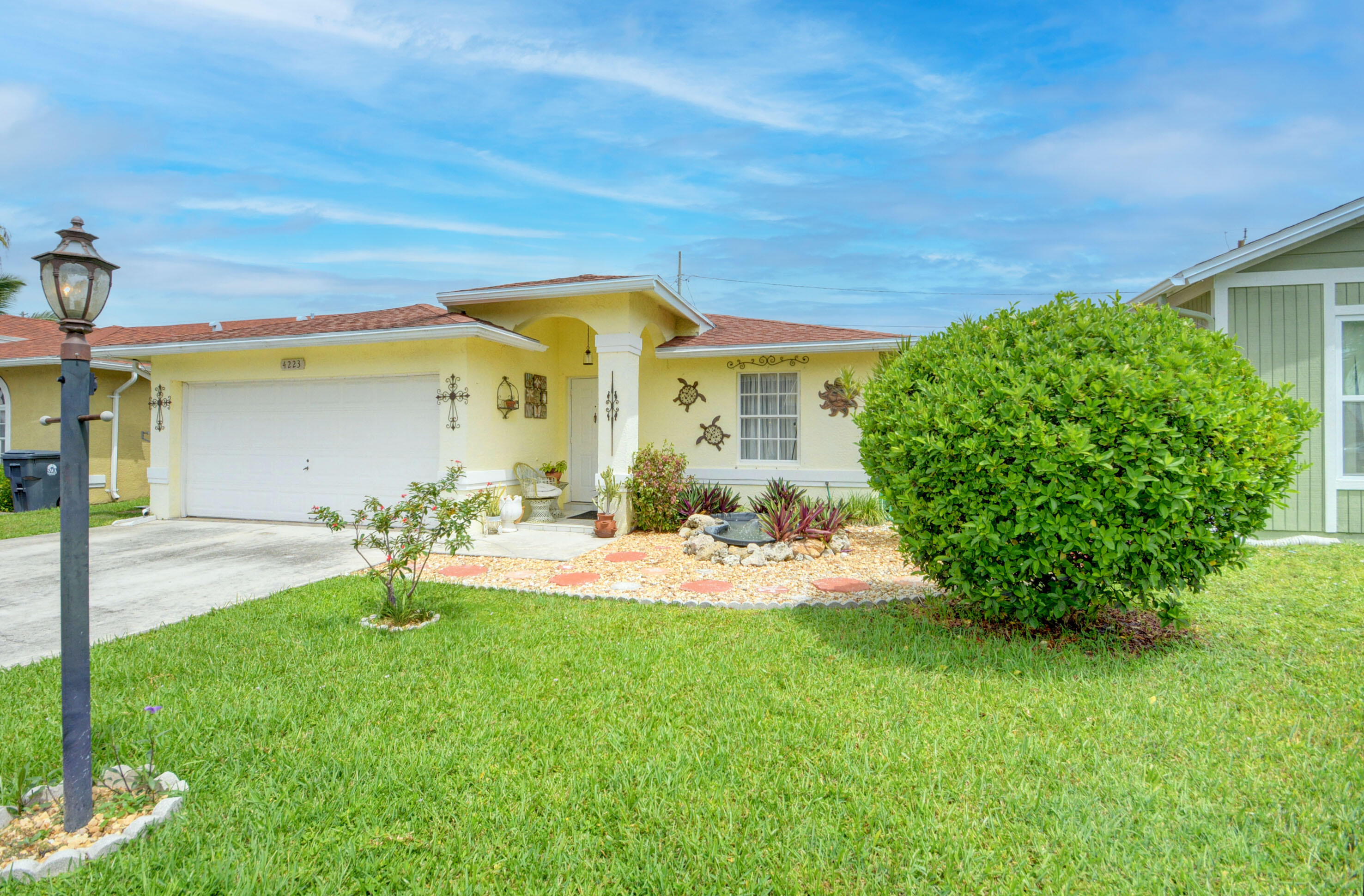 Home for sale in Willowood Lantana Florida