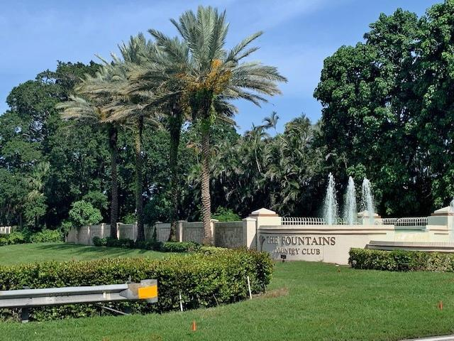 Home for sale in The Fountains Lake Worth Florida