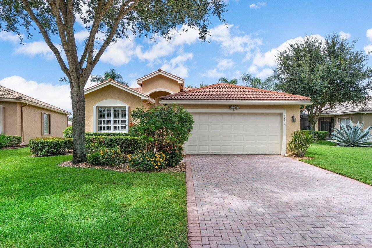6809 Watertown Drive  Boynton Beach FL 33437