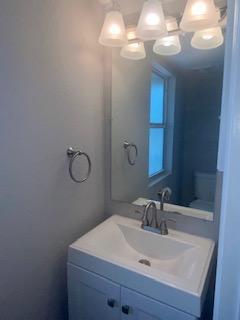 Half Bath Vanity