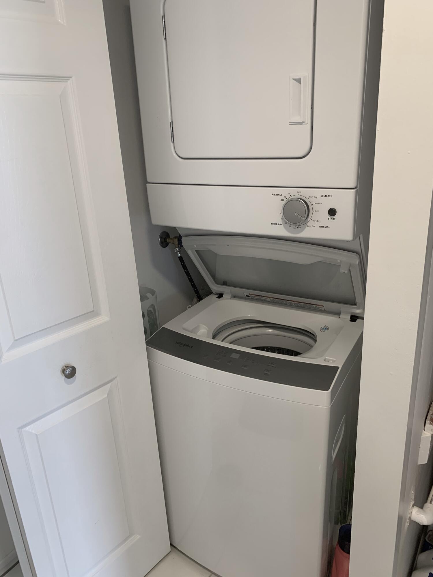 Washer/Dryer 2019