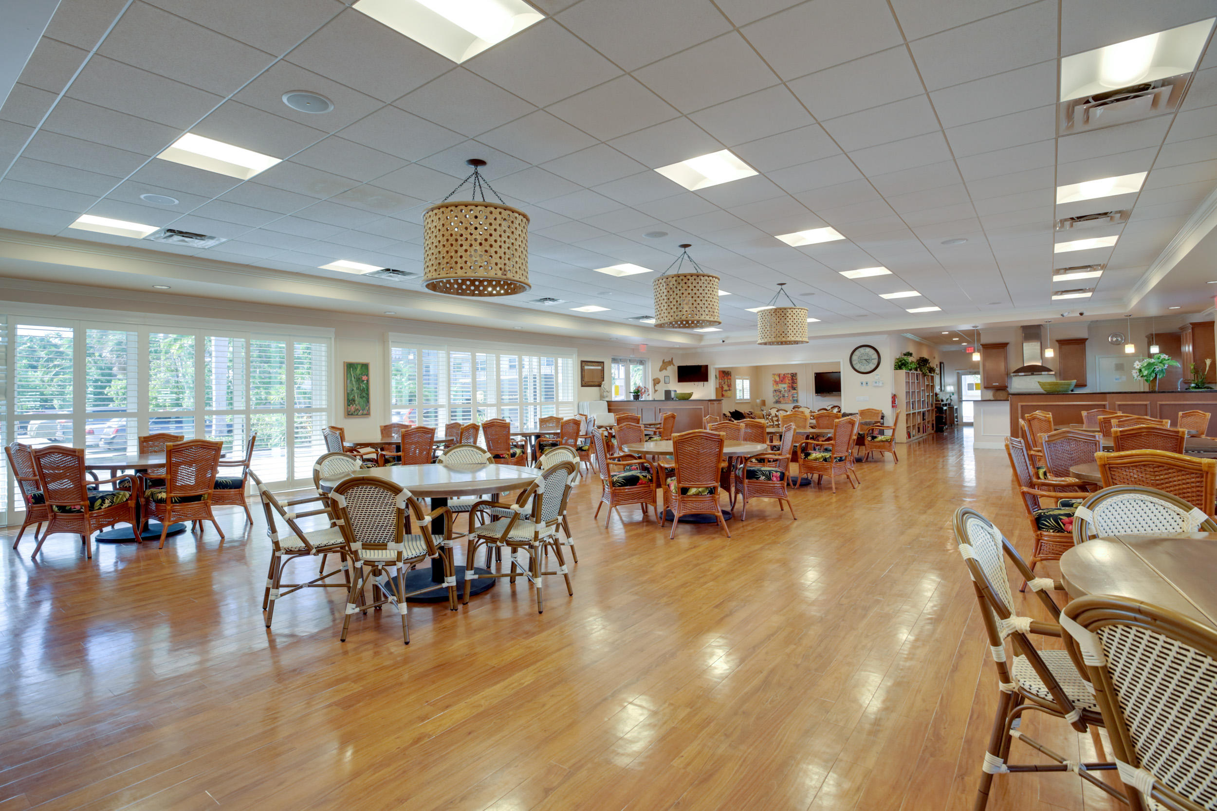 31 Clubhouse Main Event Room