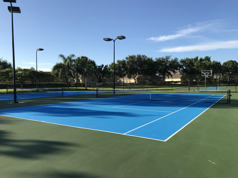 10 Tennis Court Area