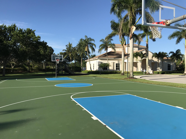 11 Basketball Court Area