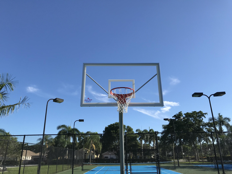 12 Basketball Backboard