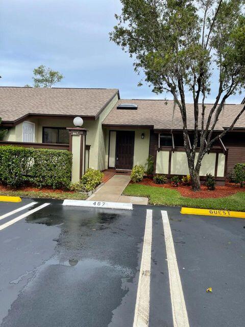 467 Long Bow Court Royal Palm Beach, FL 33411
