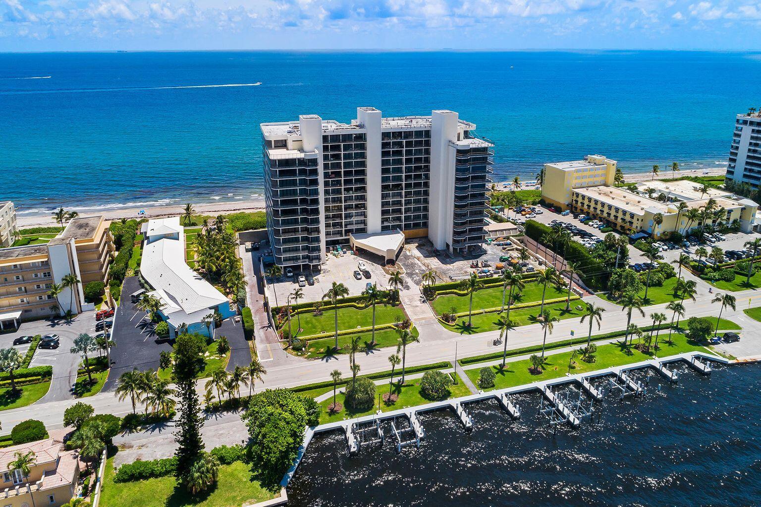 Home for sale in VILLA MAGNA CONDO Highland Beach Florida