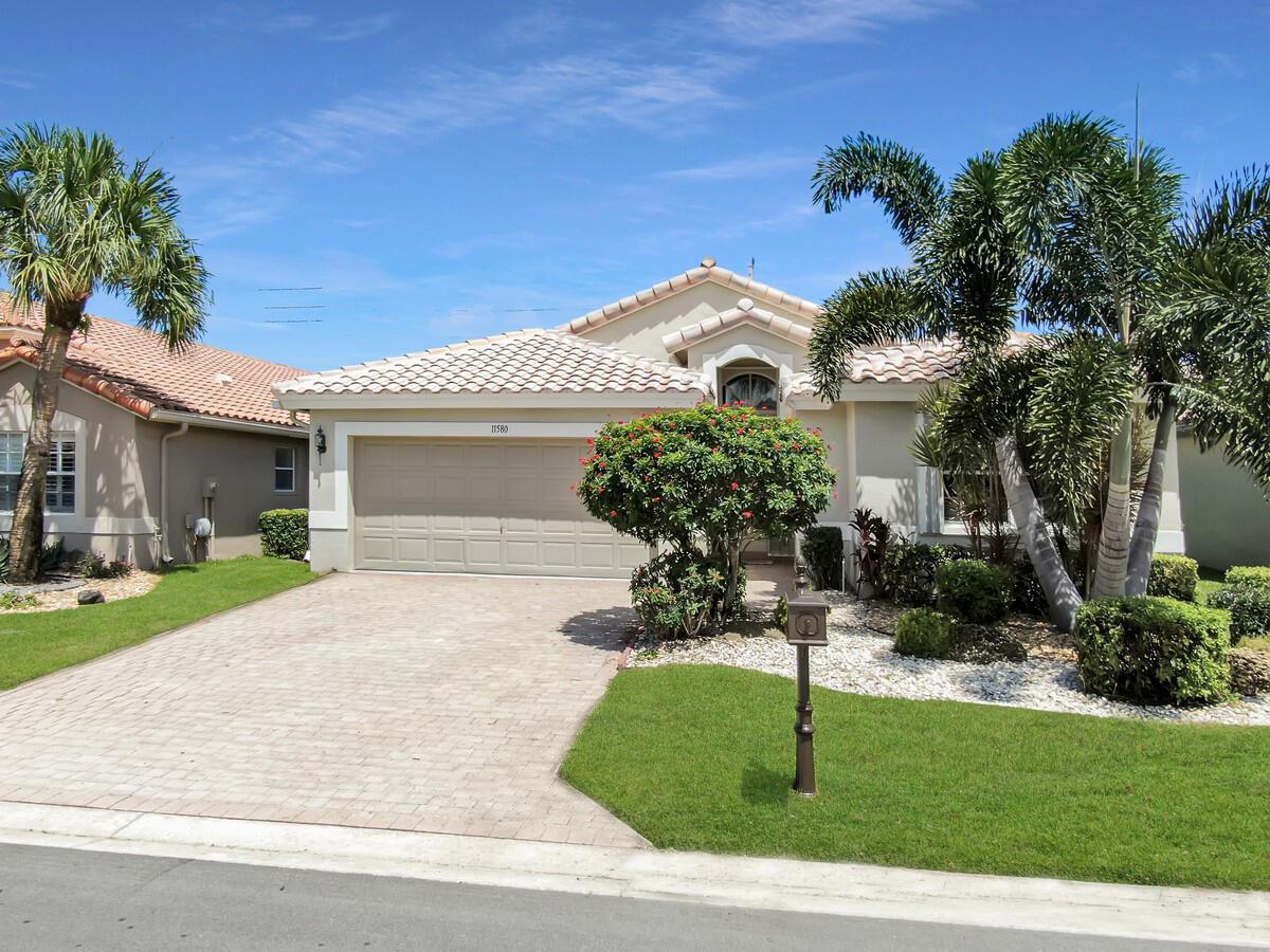 11580 Cherrybrook Lane  Boynton Beach, FL 33437