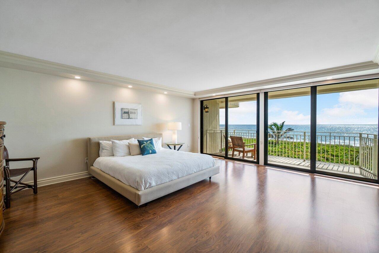 Primary Bedroom - Direct Oceanfront