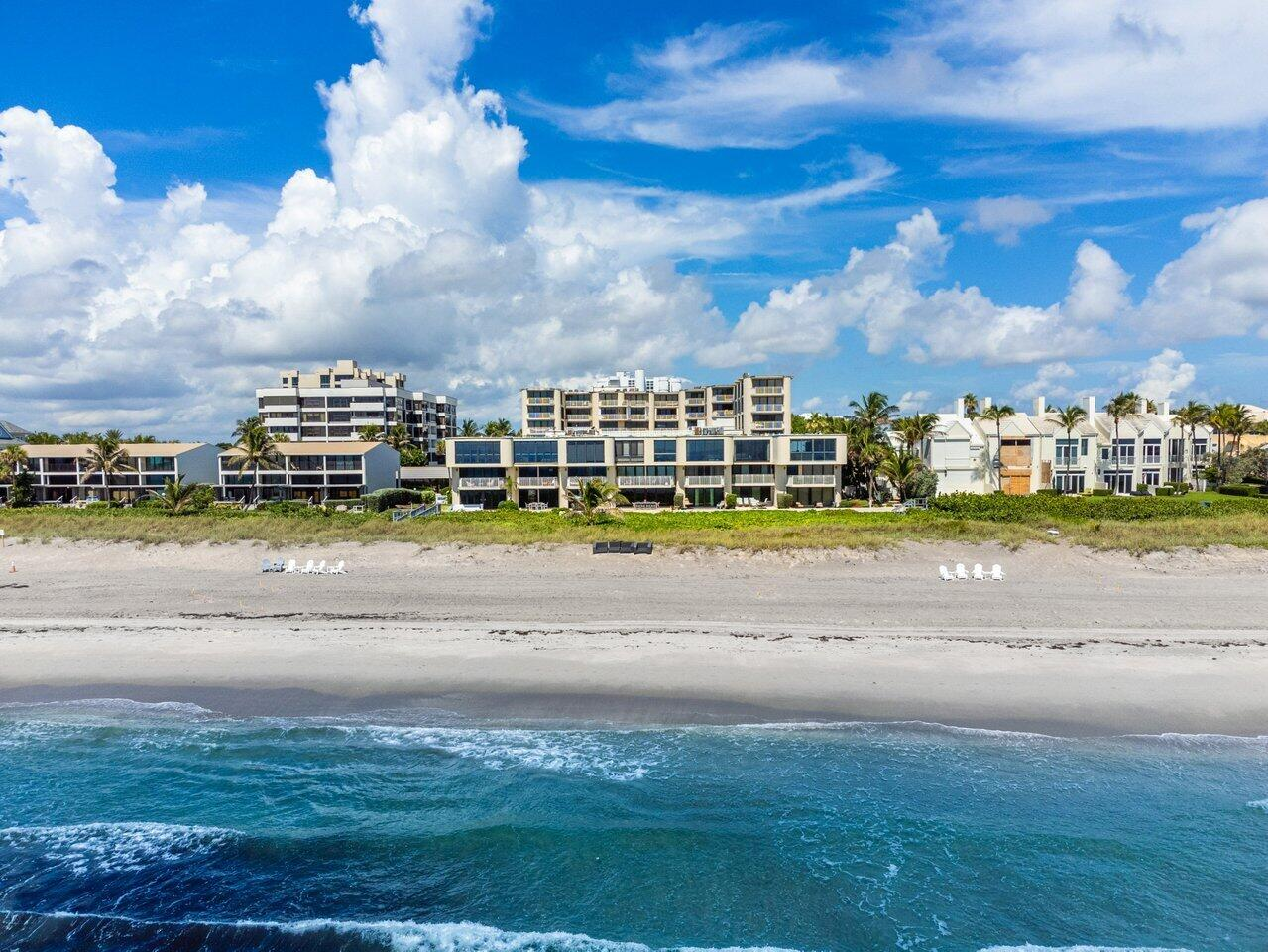 Direct Oceanfront Townhome