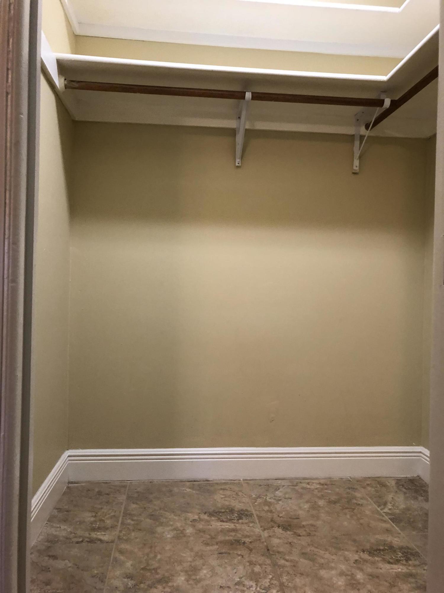 HB walk in closet