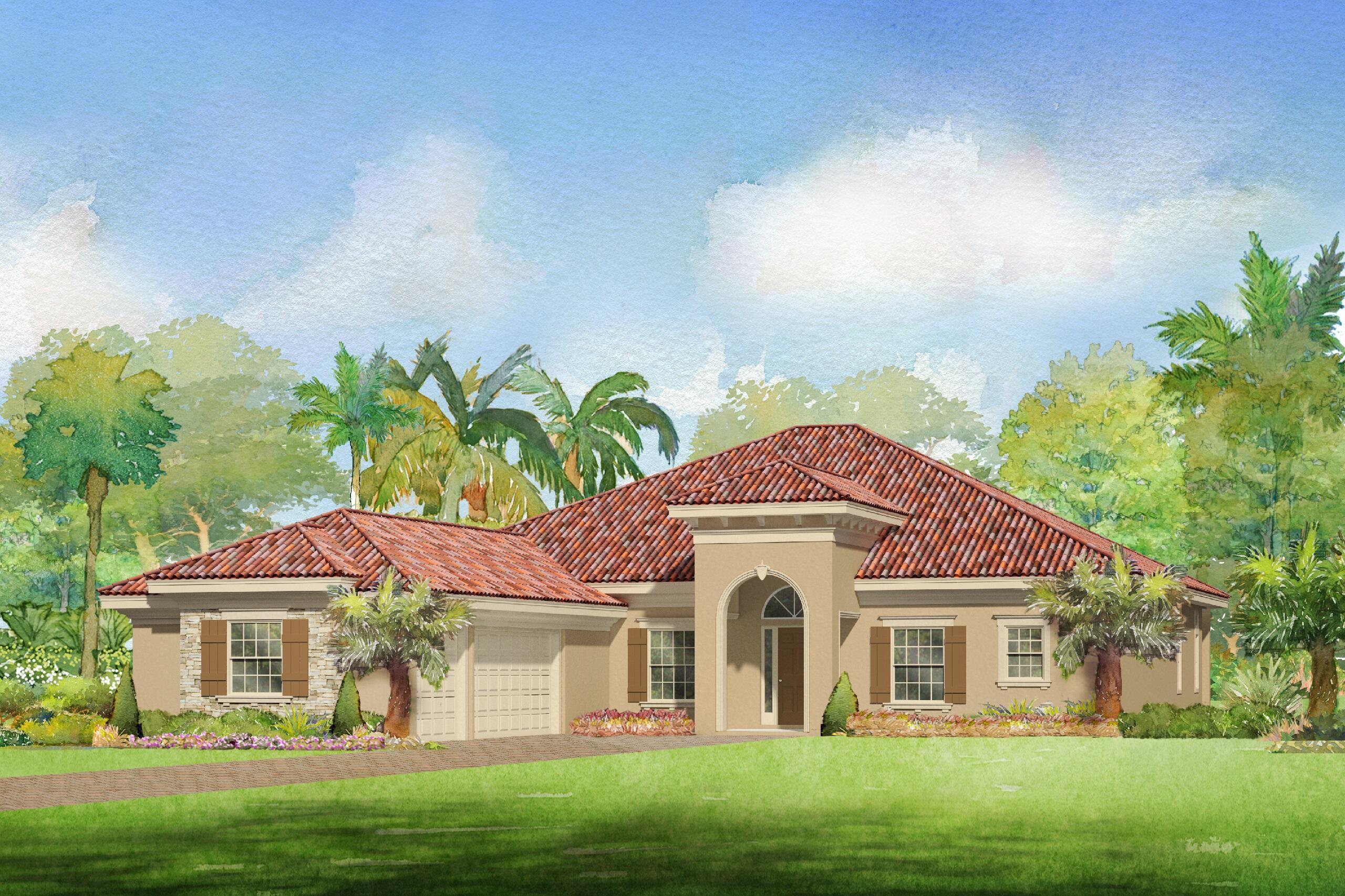 Photo of 2865 SW English Garden Drive, Palm City, FL 34990