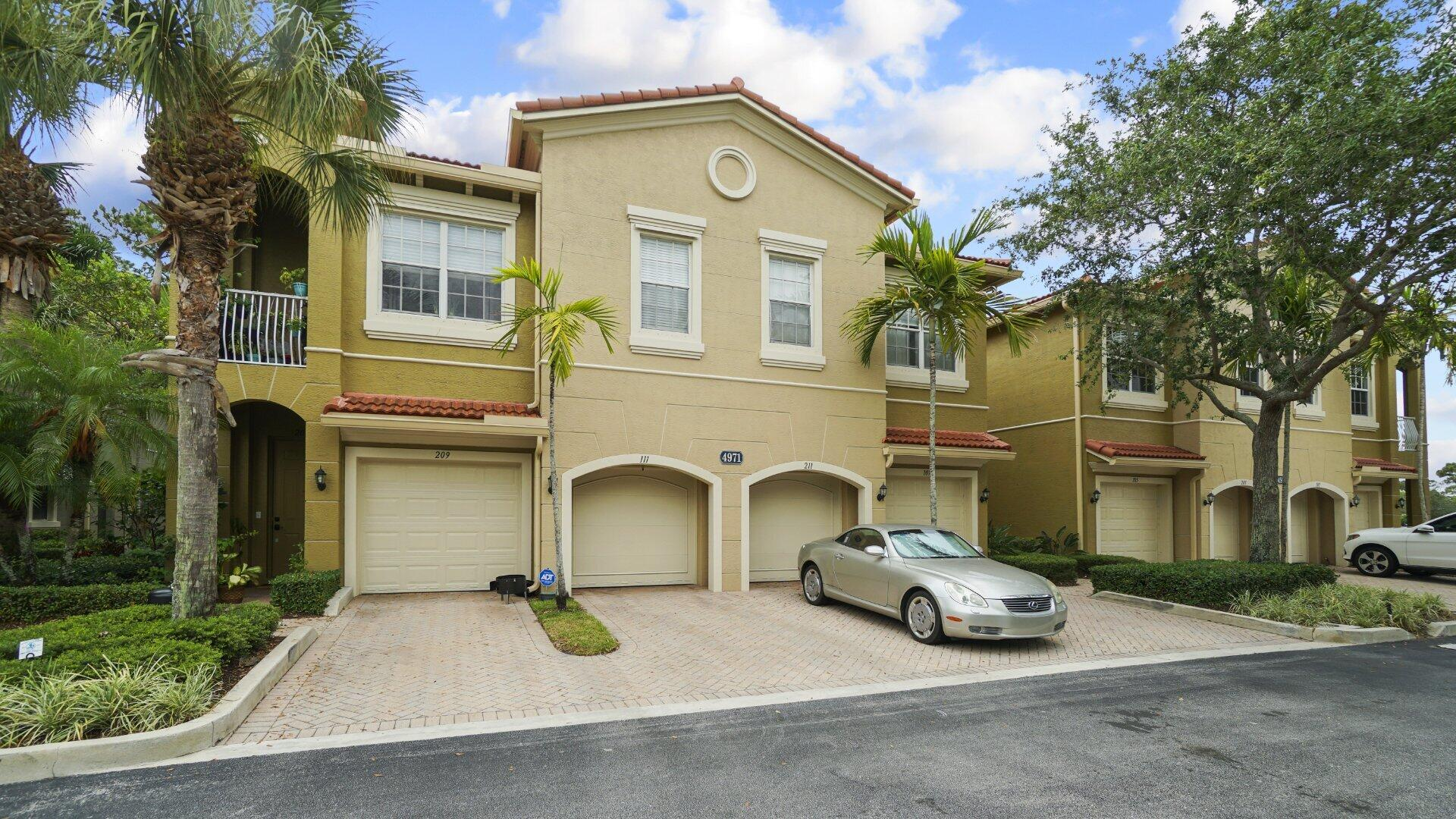 Home for sale in Legends At The Gardens Palm Beach Gardens Florida