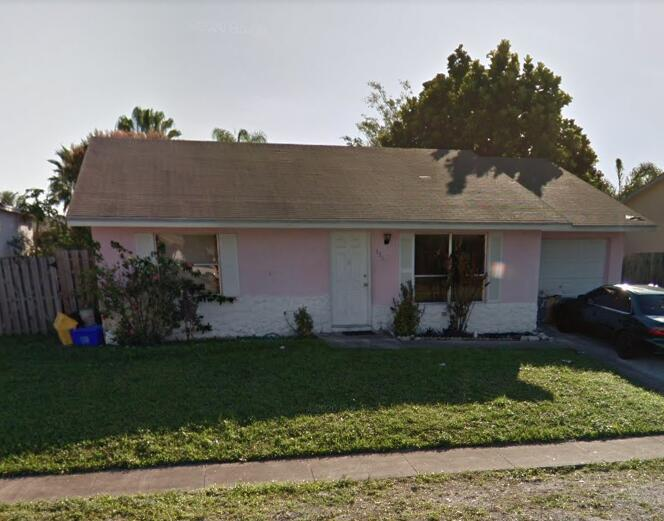 Home for sale in HOMES OF LEES CROSSING 1 Lake Worth Florida