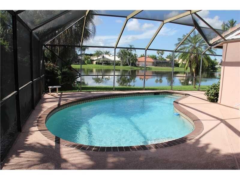 Home for sale in Boca Lake Estates Boca Raton Florida