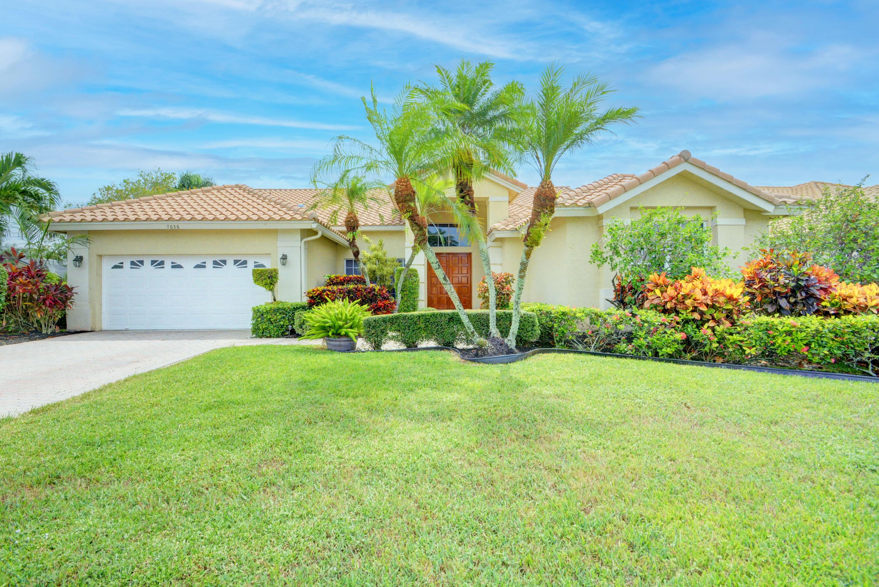 7656 Bridlington Drive  Boynton Beach FL 33472