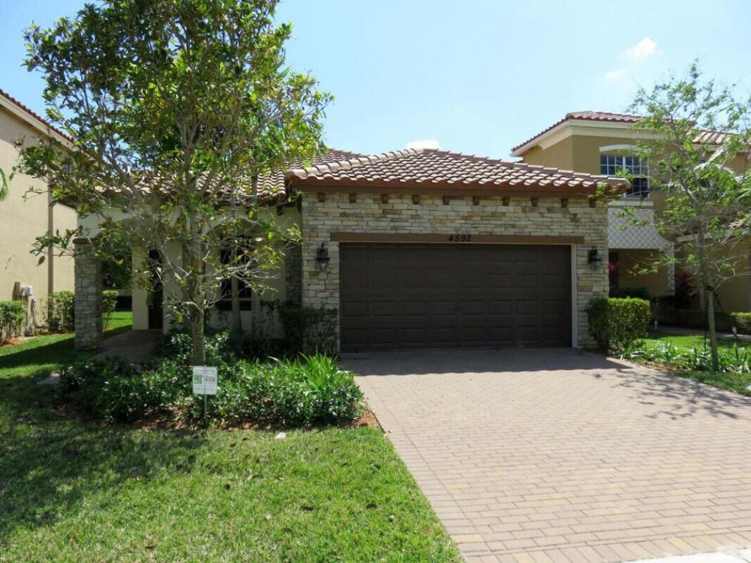 Home for sale in Capistara Lake Worth Florida