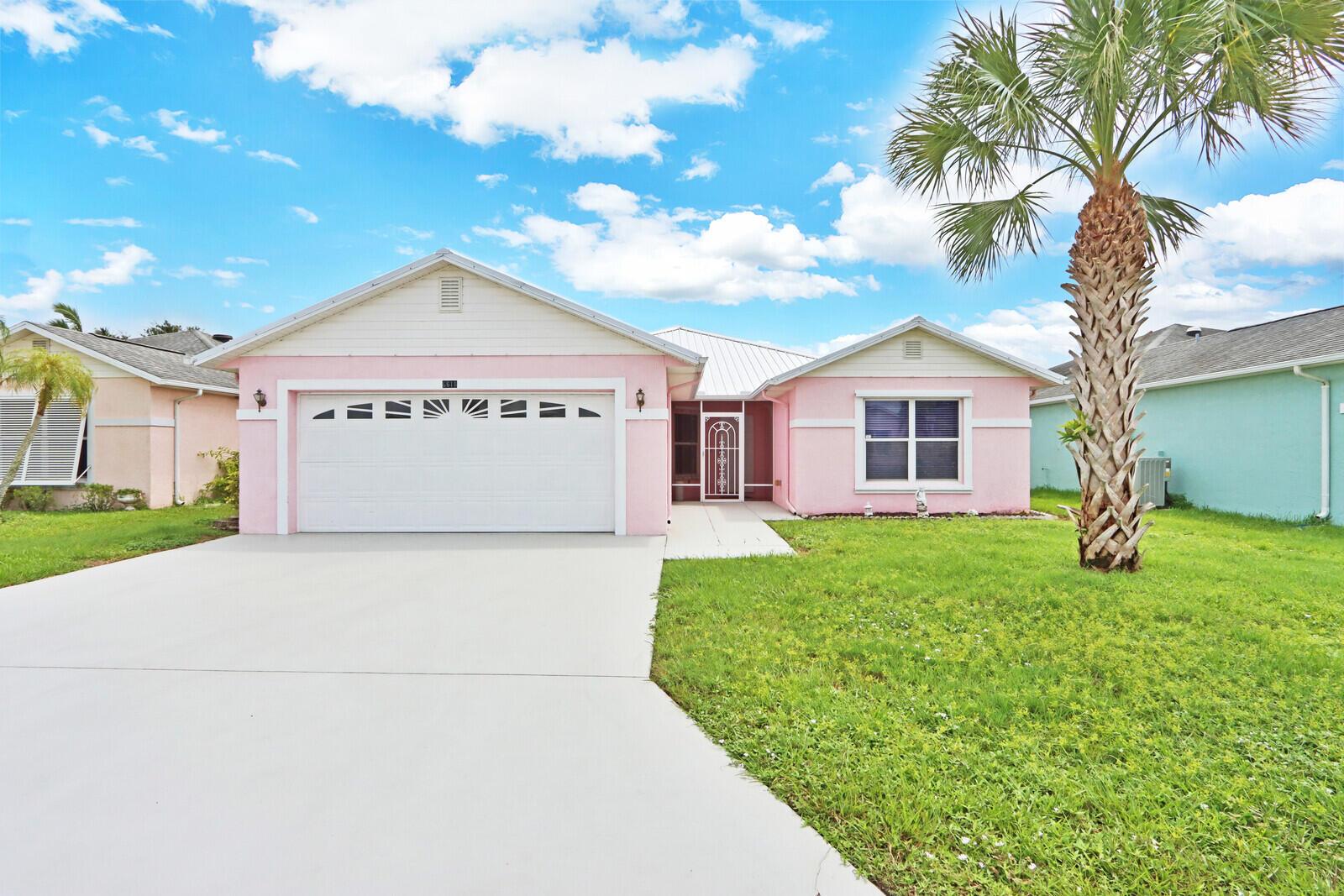 6618 Gaviota Court, Fort Pierce, FL 34951