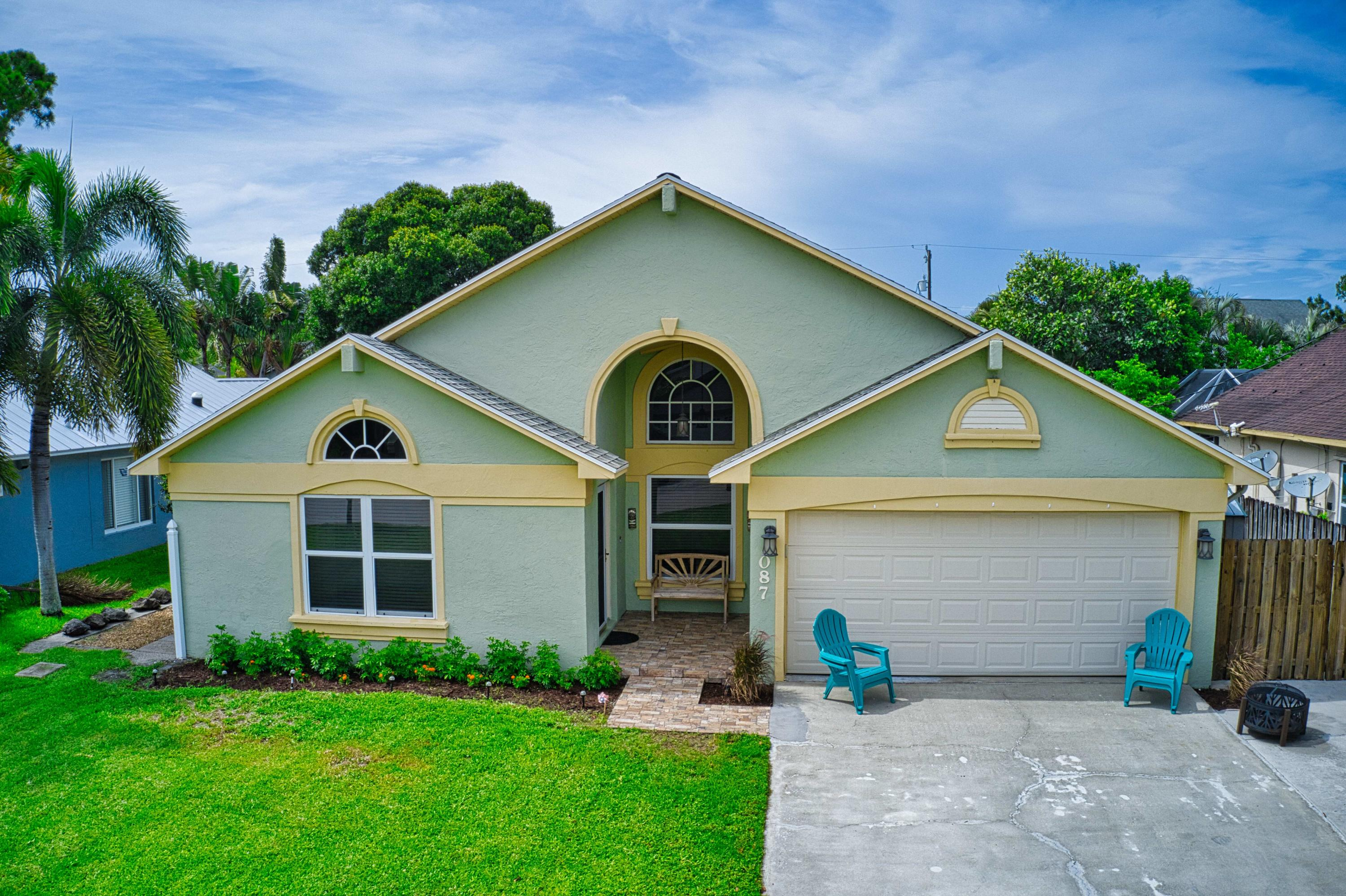 PRISTINE - BEAUTIFUL 3 BEDROOMS 2 FULL BATHS, WITH A LARGE DEN/STUDY, SCREEN ENCLOSED POOL PATIO HOME. SOLID CBS BLOCK CONSTRUCTION WITH HURRICANE IMPACT WINDOWS AND DOORS IN THE ''HEIGHTS OF JUPITER'' A WONDERFUL NO HOA NEIGHBORHOOD. Easily convert the Den/Study into a 4th Bedroom. Spacious 2 Car Garage. Excellent Location, with Easy Access to Donald Ross Road and I-95 within minutes. Beautiful Jupiter and Juno Beach in minutes. Excellent A Rated School District: Lighthouse Elementary, Independence Middle School, WilliamT. Dwyer High School. Easy Commute to Palm Beach Airport.