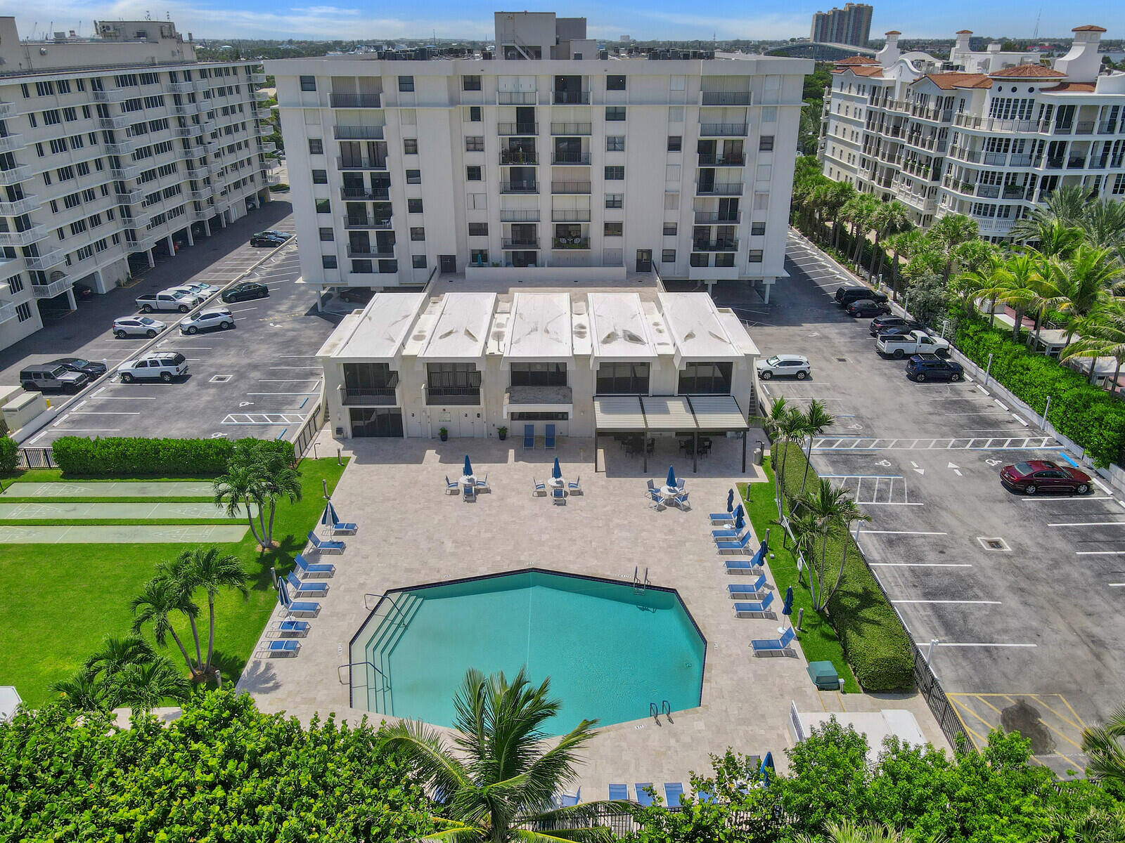 Home for sale in MAYAN TOWERS CONDO II Palm Beach Shores Florida