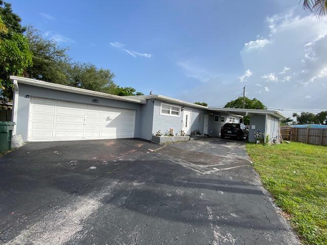 Home for sale in RIVERLAND VILLAGE SEC ONE Fort Lauderdale Florida