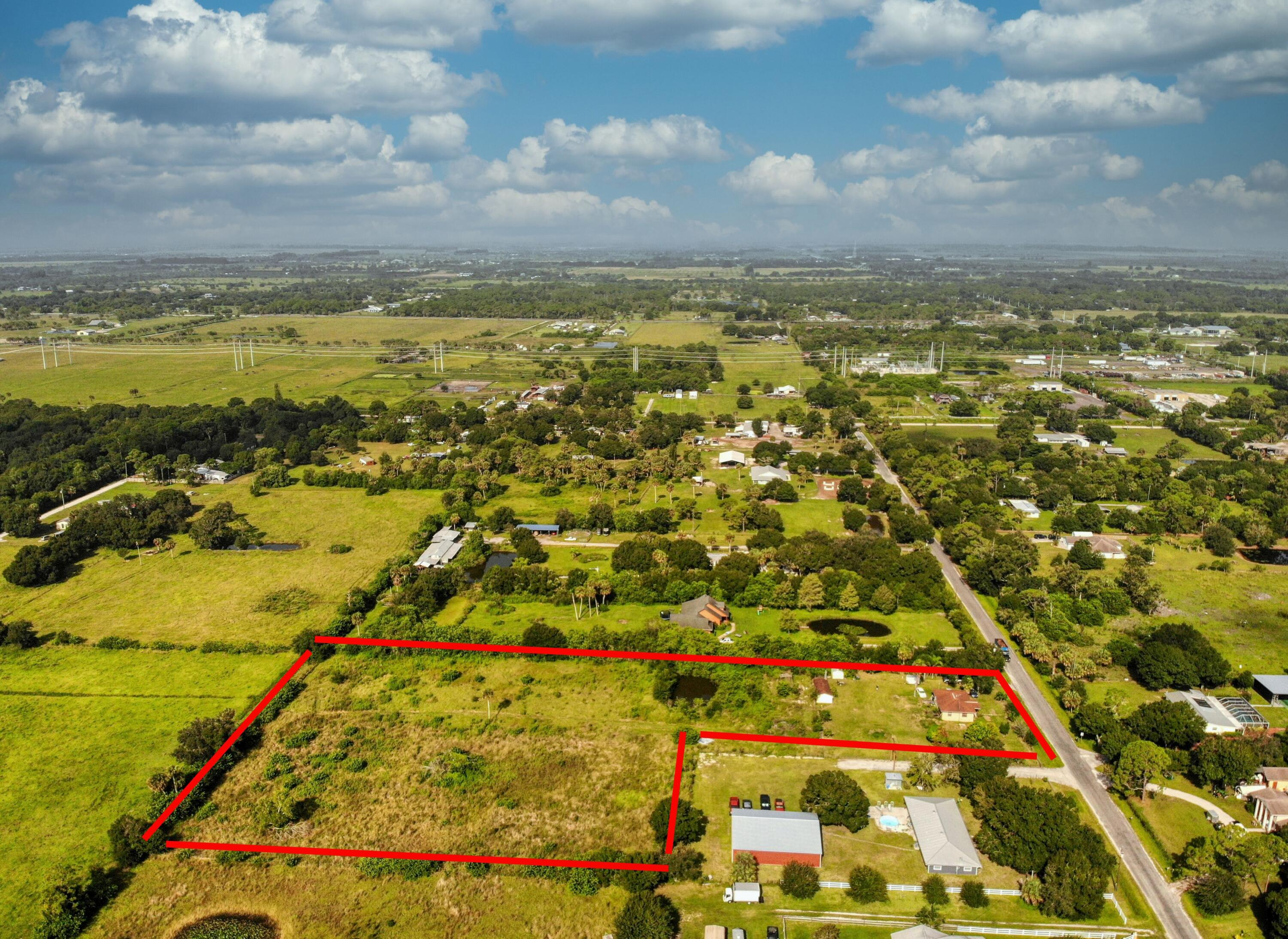 Home for sale in METES AND BOUNDS Fort Pierce Florida
