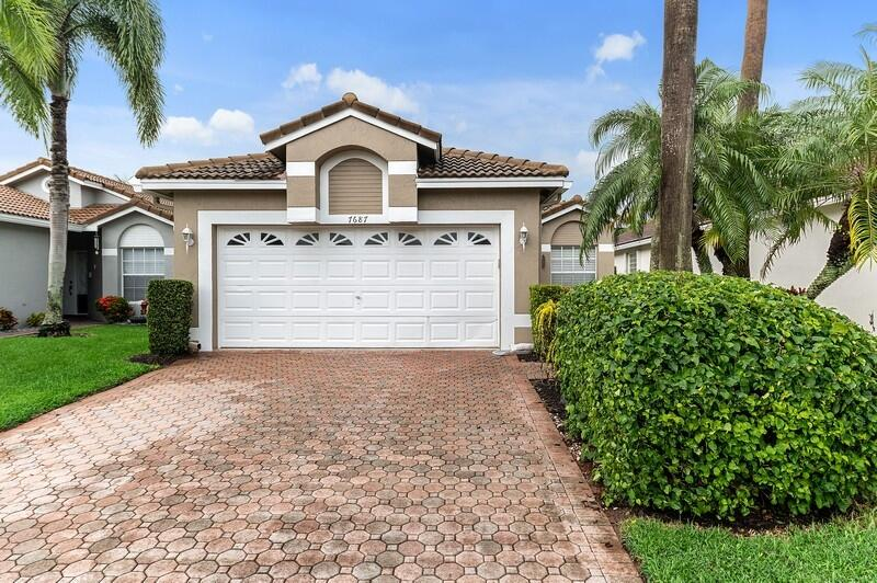 7687 Cherry Blossom Street Boynton Beach, FL 33437