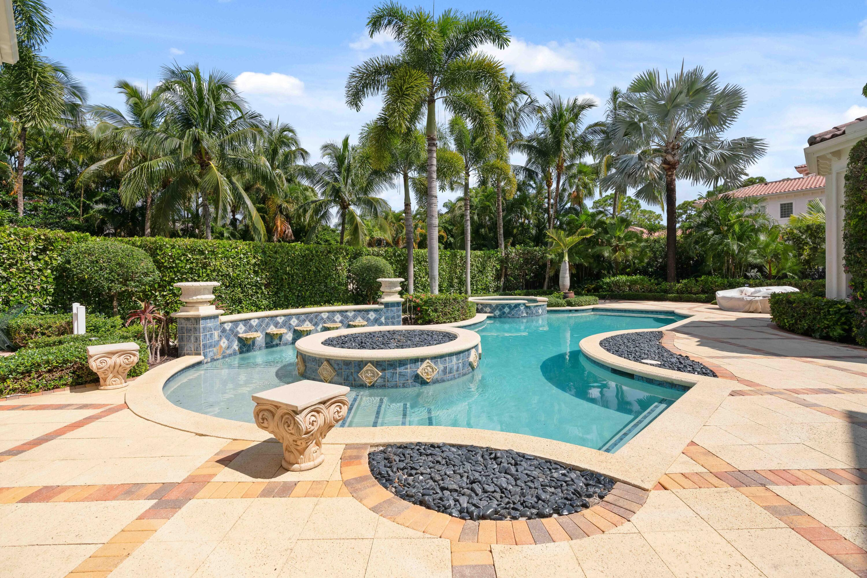 AN OPPORTUNITY TO RENT IN THE ESTEEMED OLD PALM GOLF CLUB THIS SEASON 2021/2022!  THIS 5-7 BEDROOM, 7000 SF HOME WILL BE AVAILABLE NOVEMBER 1 2021 AND IS AVAILABLE AS AN UNFURNISHED SEASONAL OR UNSEASONAL RENTAL. DO NOT GET STUCK UP IN THE COLD AGAIN THIS SEASON. THIS IS YOUR PLACE IN PARADISE TO TEST THE FLORIDA WATERS.