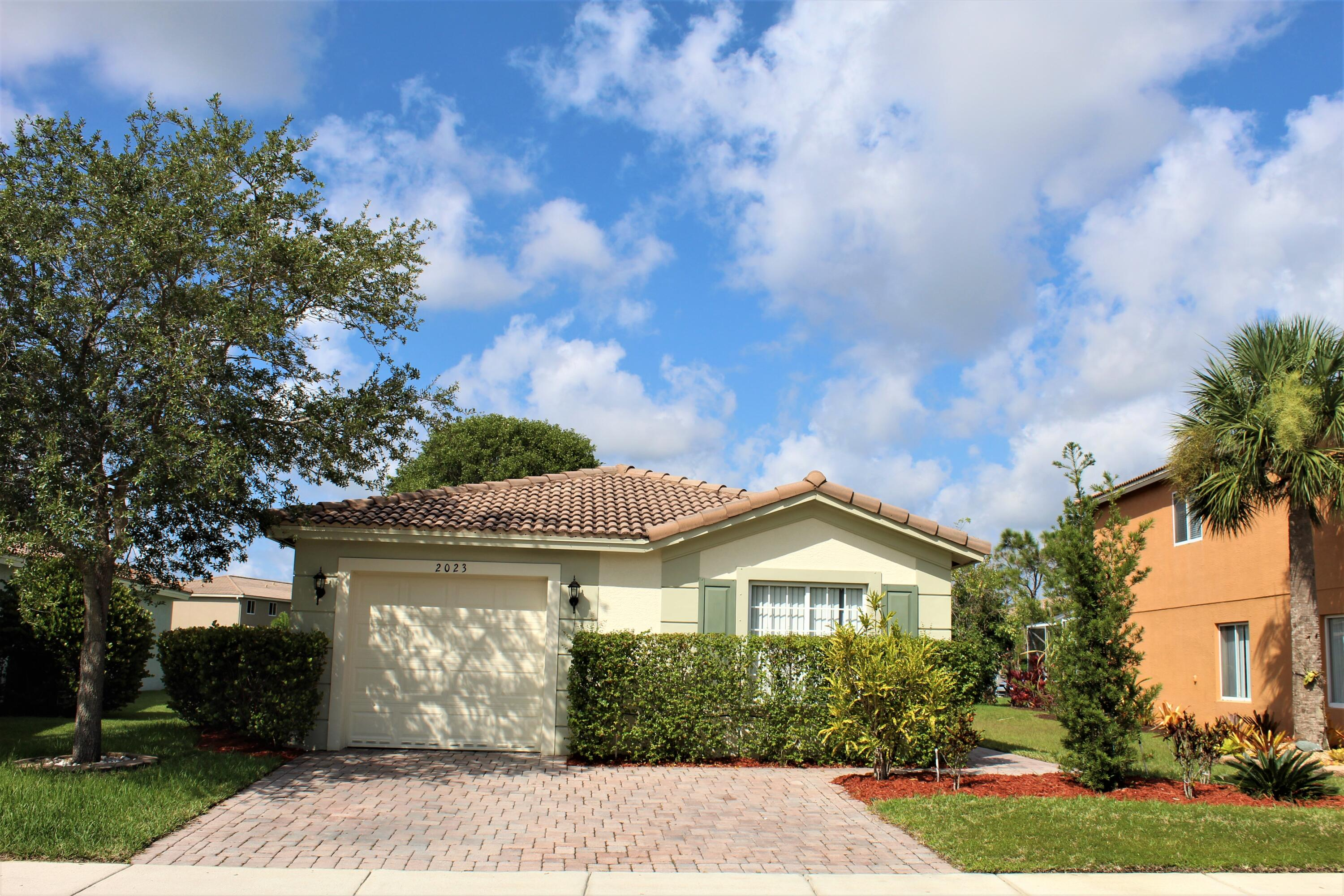 Home for sale in FOURTH  REPLAT OF PORTOFINO ISLES Port Saint Lucie Florida
